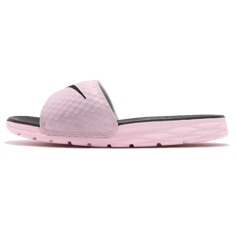 quality design 84d5c ca4f0 Nike WMNS Benassi Solarsoft, Sneakers Basses Femme  Amazon.fr  Chaussures  et Sacs