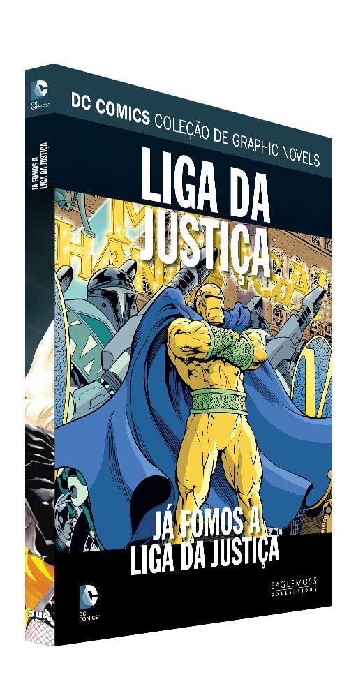 Dc Graphic Novels Ed. 111 - Liga Da Justiça: Já Fomos A Liga Da Justiça (Português) Capa dura – 5 Maio 2020