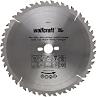 Wolfcraft 6664000 6664000-1 Hoja de Sierra Circular HM