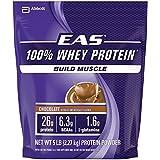 EAS 100% Whey Protein Powder, Chocolate (5 lbs.)