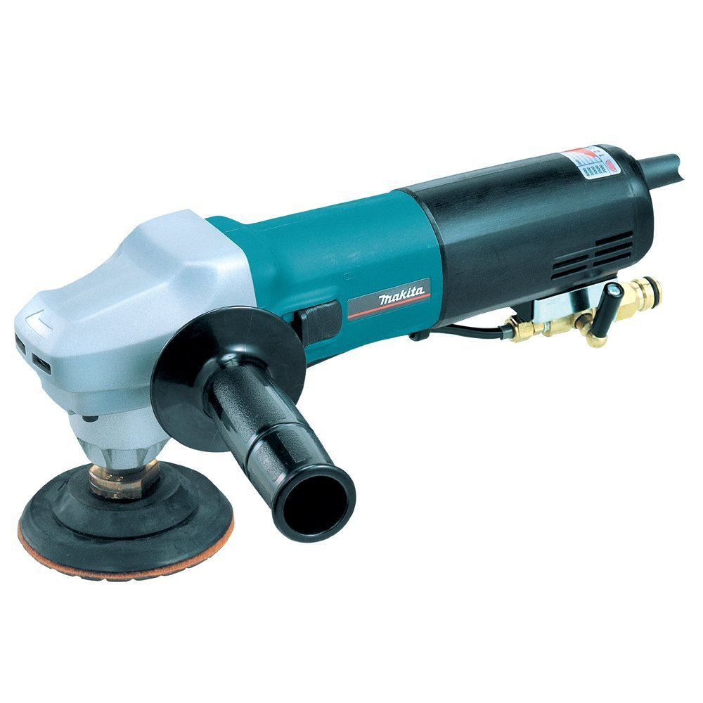 Makita PW5001C 4-Inch Hook and Loop Electronic Wet Stone Polisher by Makita