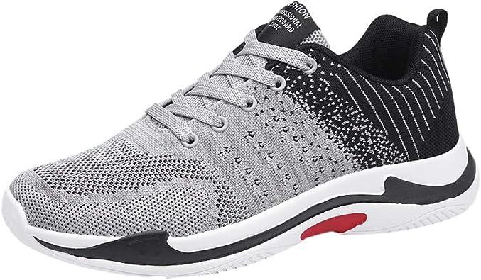 Zapatillas de Entrenamiento para Hombre,Zapatos para Correr en ...