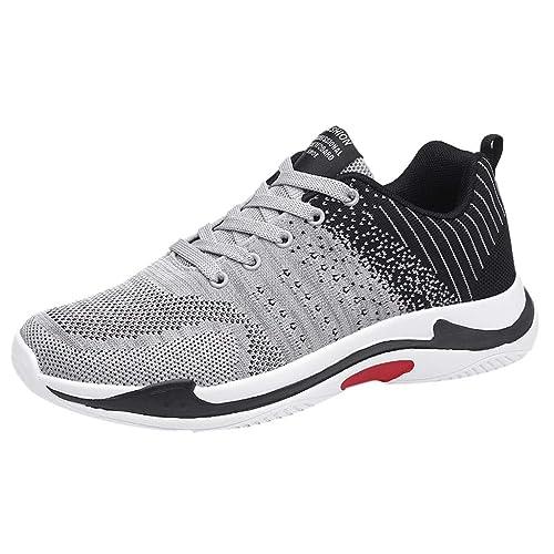 Zolimx Zapatillas Hombres Deporte Running Sneakers Zapatos ...