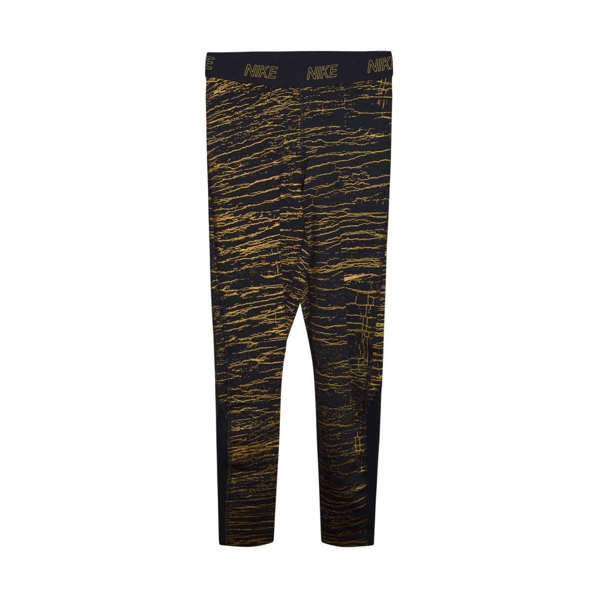 Nike Women's Victory Warm Base Layer Tights (Black/Print, Small) by Nike