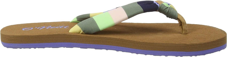 ONeill Girls/' Fg Woven Strap Sandalen Flip Flops