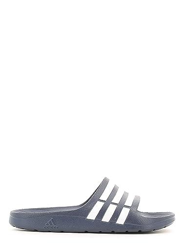 adidas Duramo Slide, Chaussures de Plage & Piscine Mixte
