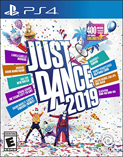 Just Dance 2019 - PlayStation 4 Standard Edition (Phone 2 Diamond)