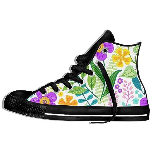 Sneaker Fantaisie Fleur G37hl1kAa