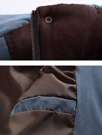 Imbottito Amazon Escursionismo Portatile Abbigliamento Outerwear Termico it Yilianda Invernale Cappotto Uomo Leggero wXz10Iq