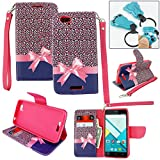 Customerfirst - For Blu Studio Energy D810, - Flip Wallet Pouch, Slim Folio