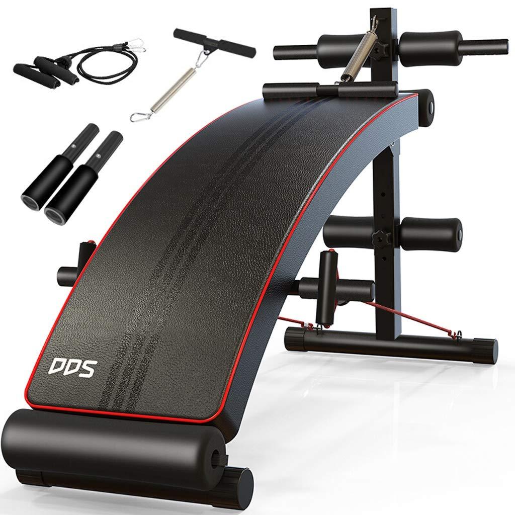 Lxn 調節可能な腰掛けベンチ、究極のフィットネス機器、人間工学に基づいたデザイン、180°伸び、360°ツイスト B07H5NDF5W