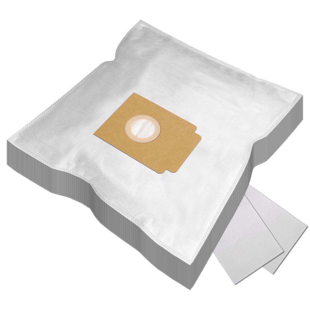 PakTrade 20 Bolsas DE ASPIRADORA para UFESA AT 7503, AT7503 ...