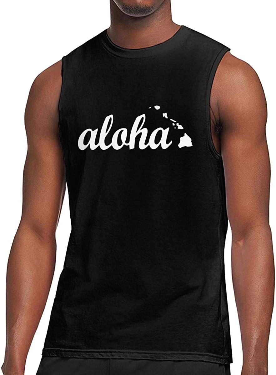 Aloha Beaches Muscle Tank Out of Office Ladies Muscle Tee Travel Tank