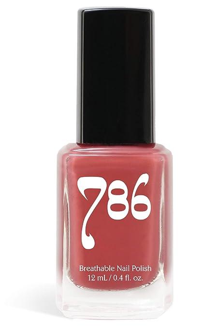 786 Cosmetics Halal Nail Polish - Wudhu Friendly - Vegan (Jaipur)