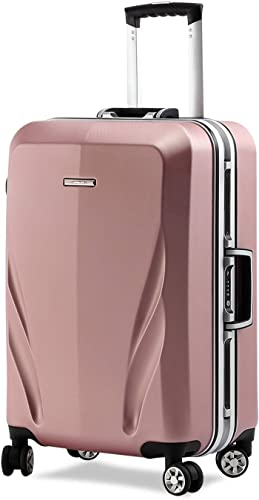Unitravel Hardside Carry on Suitcase 20 inch Lightweight Spinner Luggage with TSA Lock
