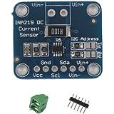 JZK® CJMCU-219 INA219 I2C Schnittstelle Bi-directional Current Strom Monitor Sensor Power Monitor Modul für Arduino Raspberry Pi