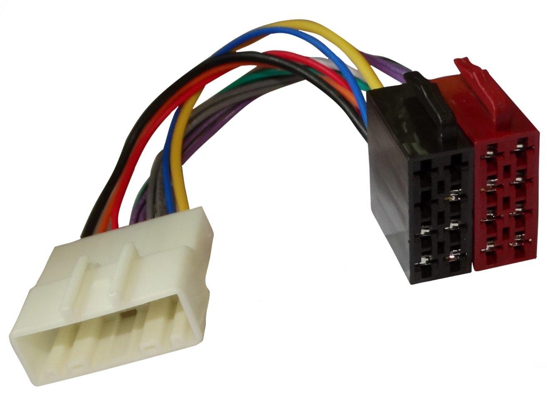 Aerzetix - Adattatore cavo fascio spina ISO per autoradio SK2-C12045-R891