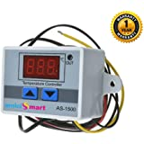 amiciSmart -50 to +110℃ Intelligent Digital Thermostat AC 220V 1500W Temperature Controller Switch (1)
