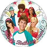 Single Source Party Supply - High School Musical Edible Icing Image #4