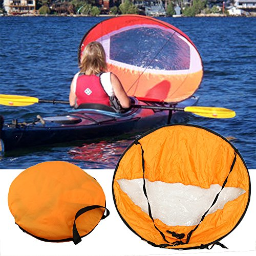 "1 X 42"" Downwind Wind Paddle Popup kayak sail kayak wind sail kayak accessories"