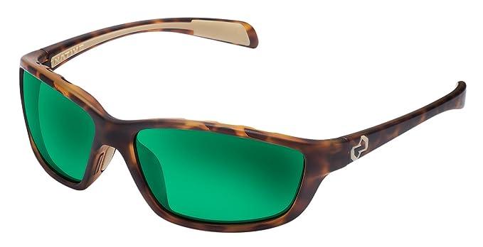919c76706de Image Unavailable. Image not available for. Colour  Desert Tort Green  Reflex   Native Eyewear Kodiak Polarized Sunglasses