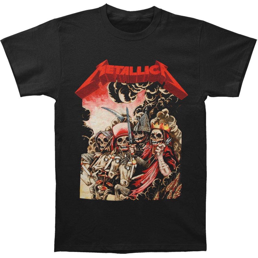 Metallica 4 Horse S Tee S Shirts
