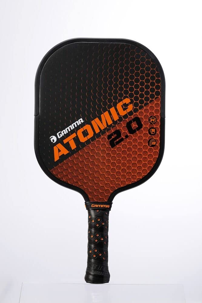 Gamma Sports 2.0 Pickleball Paddles: Micron 2.0 Pickleball Rackets