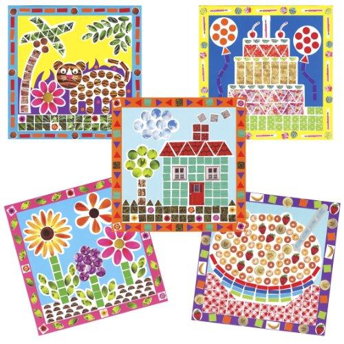 610cid3jD9L - ALEX Toys Little Hands Picture Mosaic