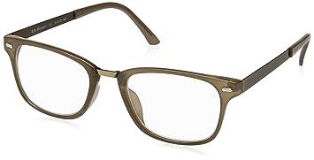 b5da2cc364 A.J. Morgan Unisex-Adult Corporal - Power 1.00 39004 Rectangular Reading  Glasses