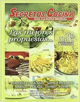 MEJORES PROPUESTAS - SECRETOS DE COCINA V.I ENCUADERNADOS: Graça Morais, Ana Luz: 9788496355422: Amazon.com: Books