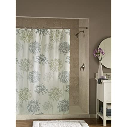 Image Unavailable Not Available For Color M Style Serenity Polyester Shower Curtain