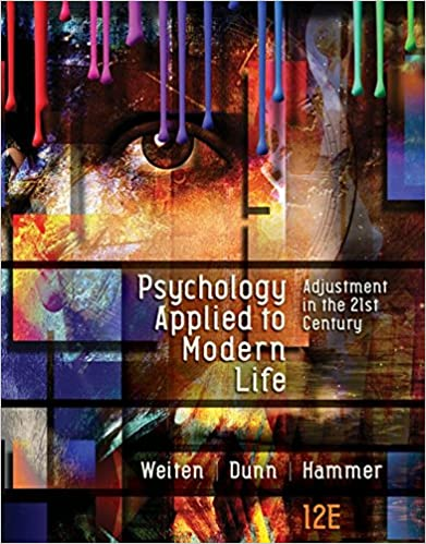 Psychology Applied to Modern Life: Adjustment in the 21st Century