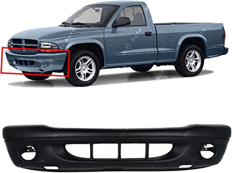 amazon com mbi auto primered front bumper cover fascia for 2001 2004 dodge dakota 2001 2003 durango 01 04 ch1000309 automotive mbi auto primered front bumper cover fascia for 2001 2004 dodge dakota 2001 2003 durango 01 04 ch1000309