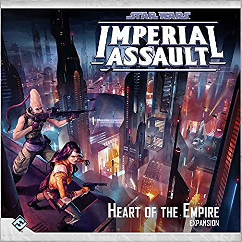 Star Wars Imperial Assault: Heart of the Empire Campaign Expansion - Glistening Heart