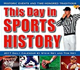 img - for This Day in Sports History 2017 Boxed/Daily Calendar book / textbook / text book