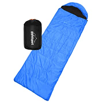 gipfelsport Sacos de Dormir rectangulares Azul
