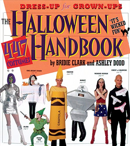 The Halloween Handbook: 447 (Clark Halloween Costume)