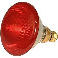 Kerbl 22246 lámpara de Calor 100 W, Rojo