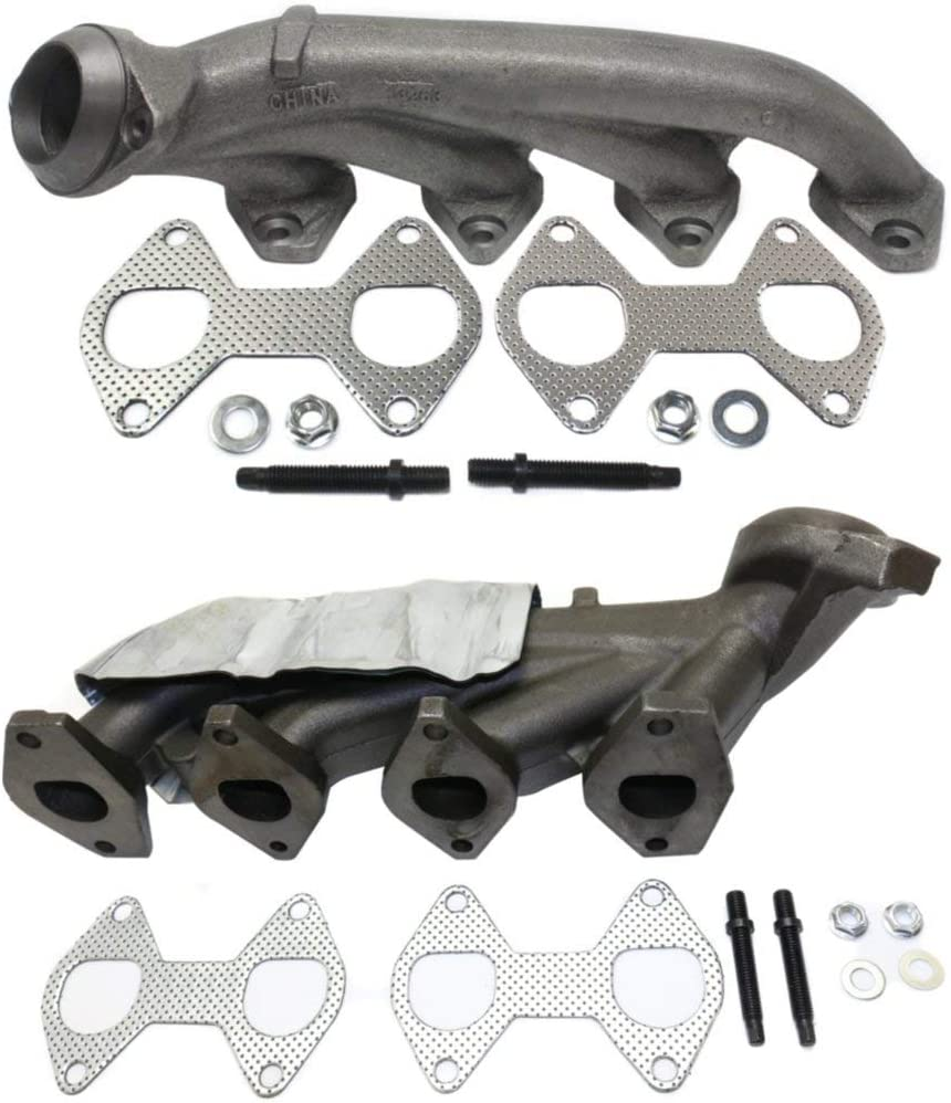 Exhaust Manifold Set for 2008 Ford F-150 Left and Right Side