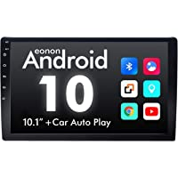 2020 Newest Double Din Car Stereo, Android Radio with DSP, Eonon 10.1 Inch Android 10 Car Stereo with Navigation Car…