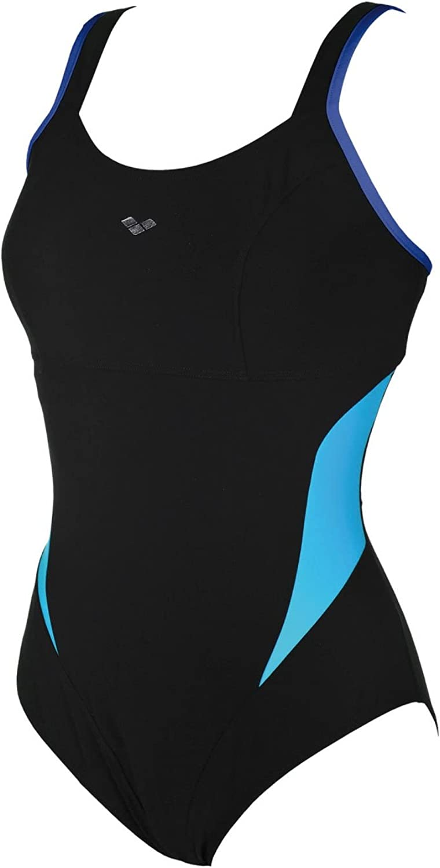 Shapingeffekt, Figurformend, Schnelltrocknend, UV-Schutz arena Damen Bodylift Badeanzug Makimurax Low C-Cup