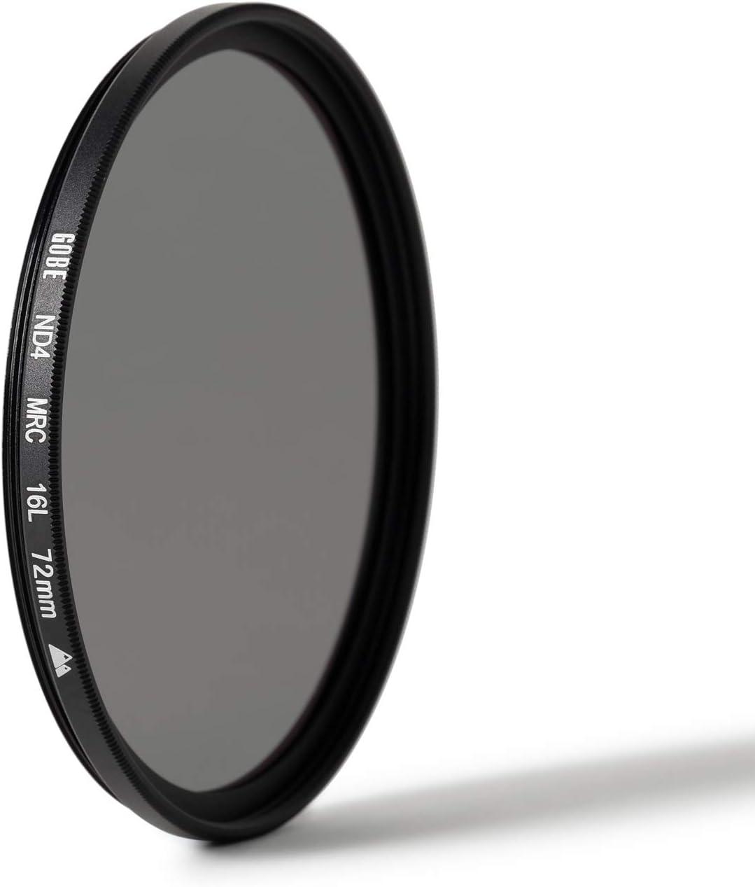 2 Stop Gobe 46mm ND4 2Peak ND Lens Filter