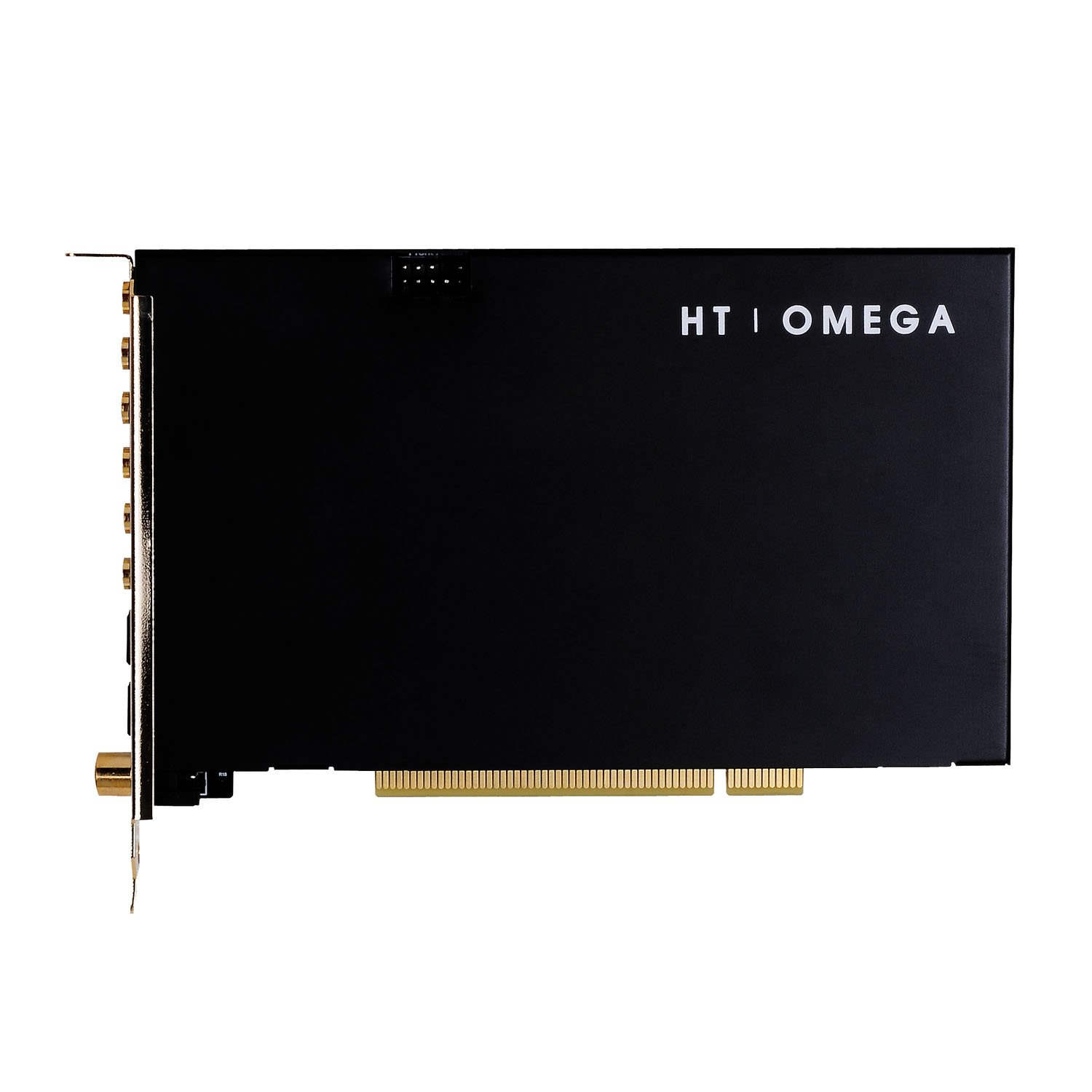 HT OMEGA CLARO II 7.1 Channel PCI Sound Card by HT OMEGA