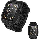 カタリスト Apple Watch Series 4 44mm 耐衝撃ケース ブラック CT-IPAW1844-BK