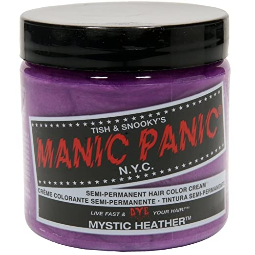 best purple hair dye for bleached hair