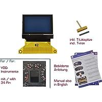 Gearworks Display LCD f Polo 9N/Golf 4/Bora '99-'04