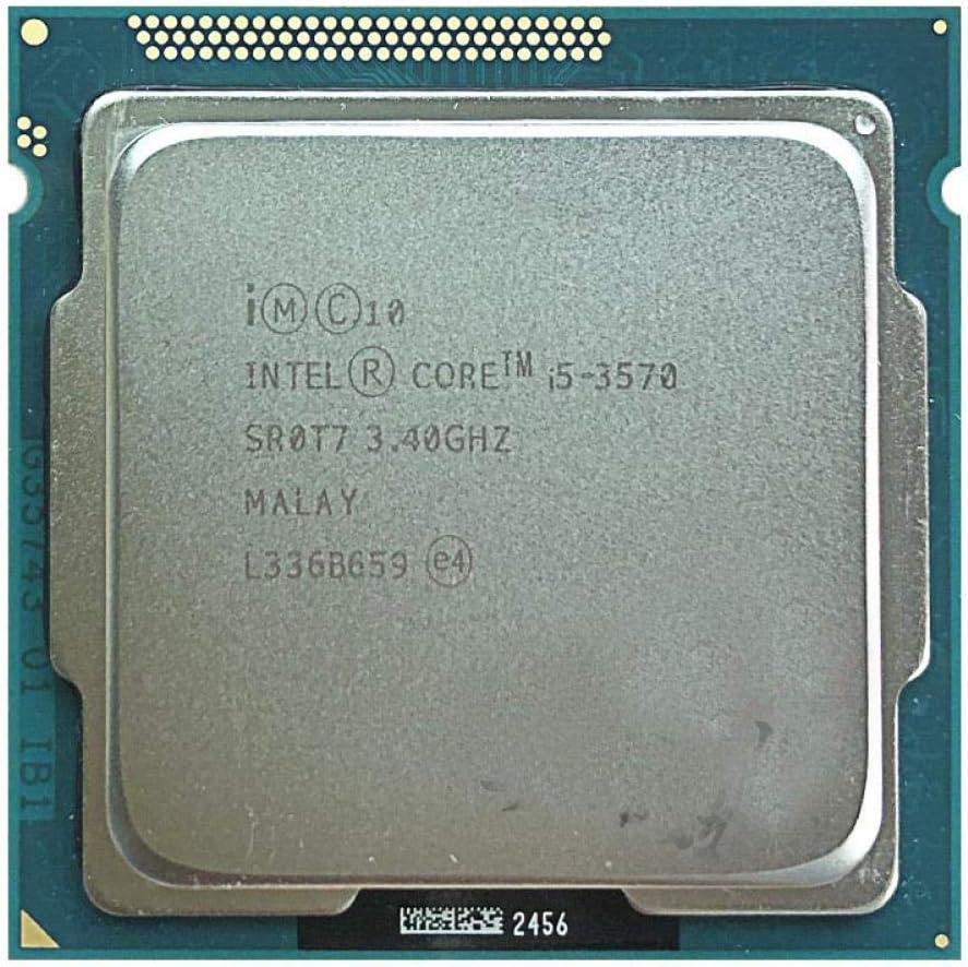 Intel Core I5-3570 I5 3570 3.4 GHz Quad-Core CPU Processor 6M 77W LGA 1155