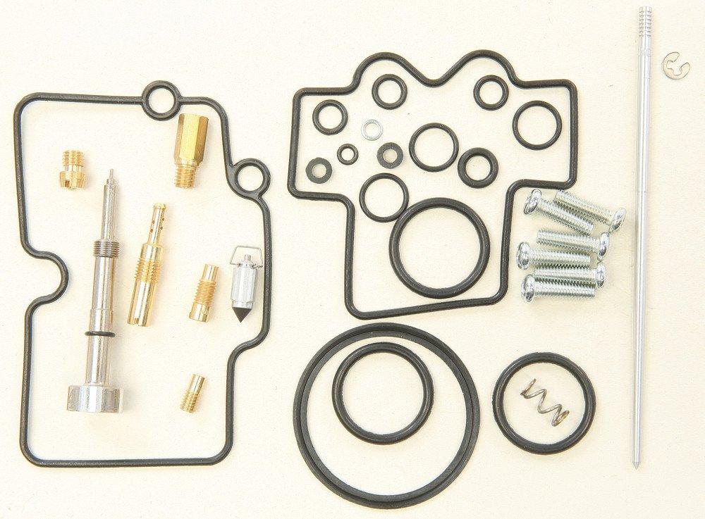 All Balls 26-1465 Carburetor Repair Kit (26-1465 Honda CRF450R 2006)