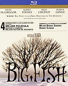 Bd-Big Fish [Blu-ray]