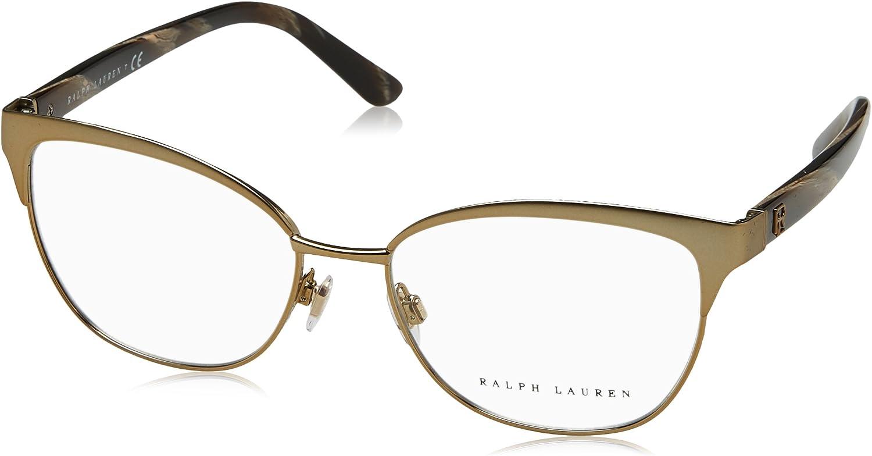 Ralph Lauren 0Rl5099, Monturas de Gafas para Mujer: Amazon.es: Ropa y accesorios